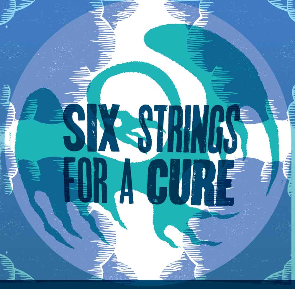 Johnson-Alday-six-strings-for-a-cure-benefit-concert-poster