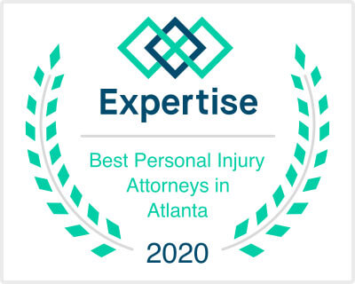Georgia Expertise 2020 Best Personal Injury Attorneys