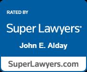 John Alday Super Lawyer