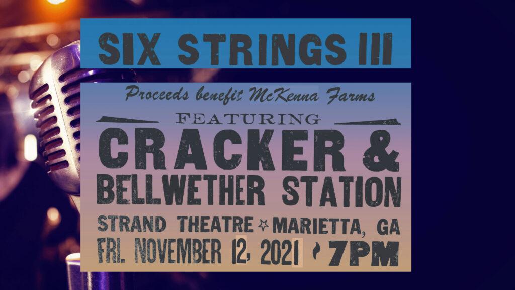 Six Strings III Benefit Concert